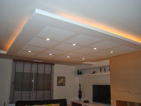 Faux plafond - Plafond suspendu ...