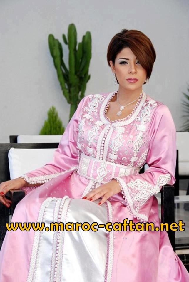 Caftan marocain moderne 3101050551ab